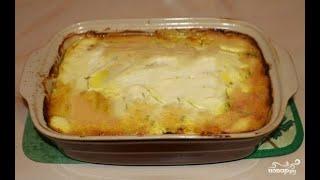 Картофельная запеканка с курицей и сыром Как сделать в домашних условиях рецепт