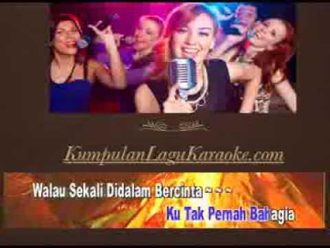 MENCARI CINTA - MANSYUR S karaoke dangdut tembang kenangan ( tanpa vokal ) cover