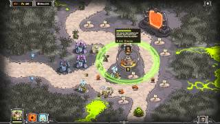 Kingdom Rush - Rotten Forest - Heroic Challenge