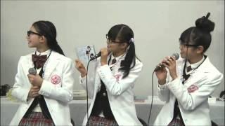 さくら学院 科学部 ニコ生 2012.11.21 4ぶんの1 つづき http://youtu....