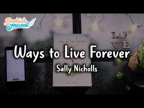 Bookish Reading #10 - Ways to Live Forever