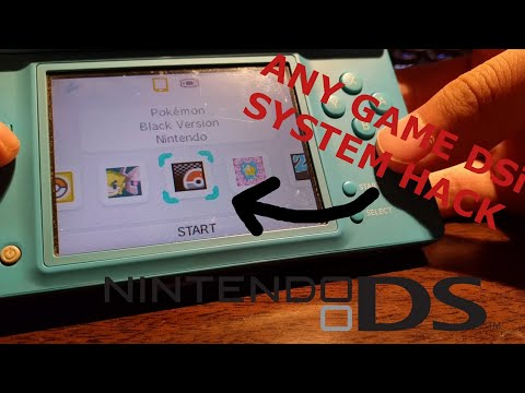 New Nintendo DSi System Hack - Allows For Homebrew Software [HD]