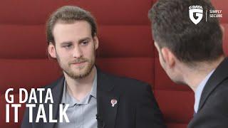 Banking Trojaner: Wie Sie sich schützen können – G DATA IT Talk mit Robert Michel