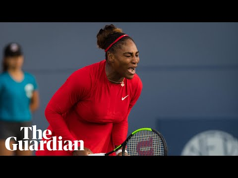 Serena Williams suffers worst defeat of career at hands of Johanna Konta