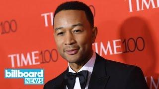 John Legend Rips Donald Trump, Calls Him