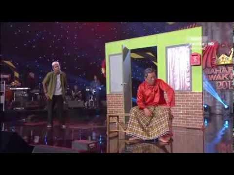 Maharaja Lawak Mega 2013 - Akhir - Tema Muzikal - Shiro