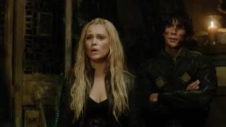 The 100 bloopers season 3