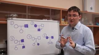 Анализ родословных. Урок 2. Обозначения.