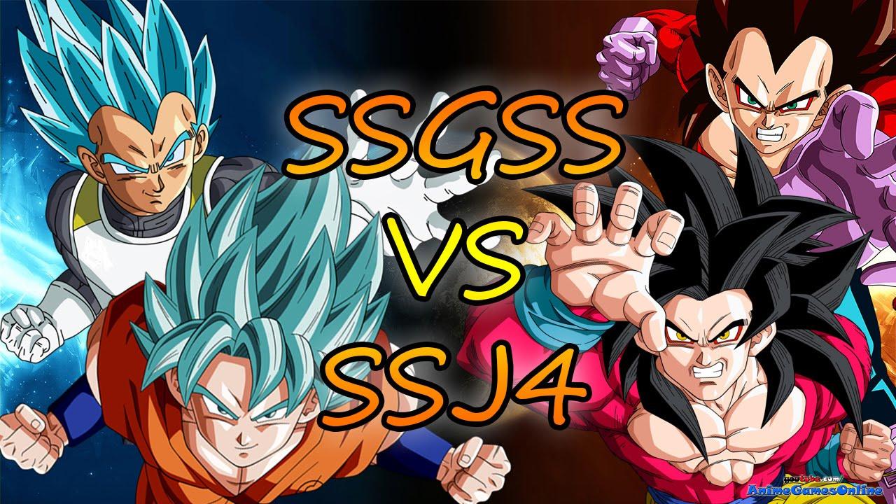 Ssgss vs ssj4 goku and vegeta dragon ball xenoverse - Dragon ball xenoverse ss4 vegeta ...
