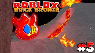 'THE VOLCANO GYM!!' - Roblox Pokemon Brick Bronze Ep. 5 (Pokemon in Roblox) #5