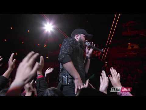 The Voice 2016 Josh Gallagher   Top 11 Drunk on Your Love 1