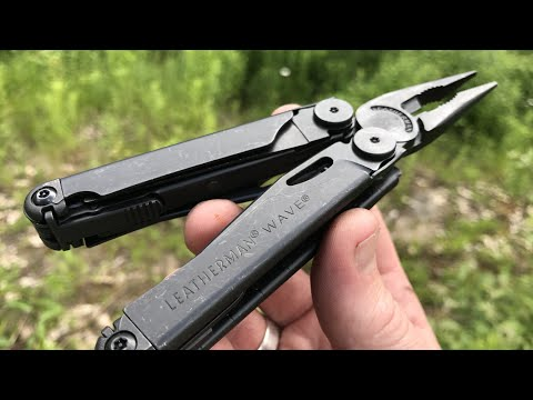 Leatherman Wave Multi-Tool: Late To The Party, But I Get It | Everyday Carry (EDC), Survival