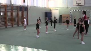 Открытый урок по художественной гимнастике (Самара)(Открытый урок по художественной гимнастике в школе №139 города Самары., 2013-03-17T17:43:43.000Z)