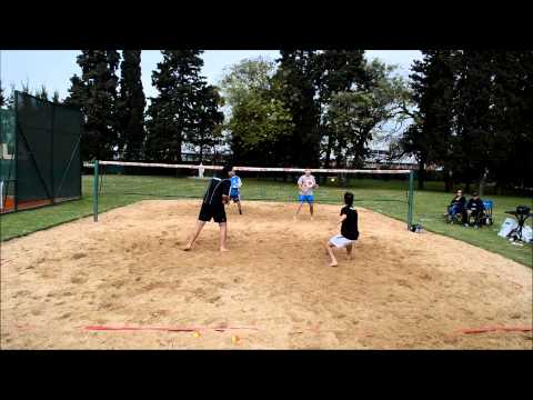 Etapa IV - Circuito Argentina Beach Tennis - AAT - Sede: El Clu.