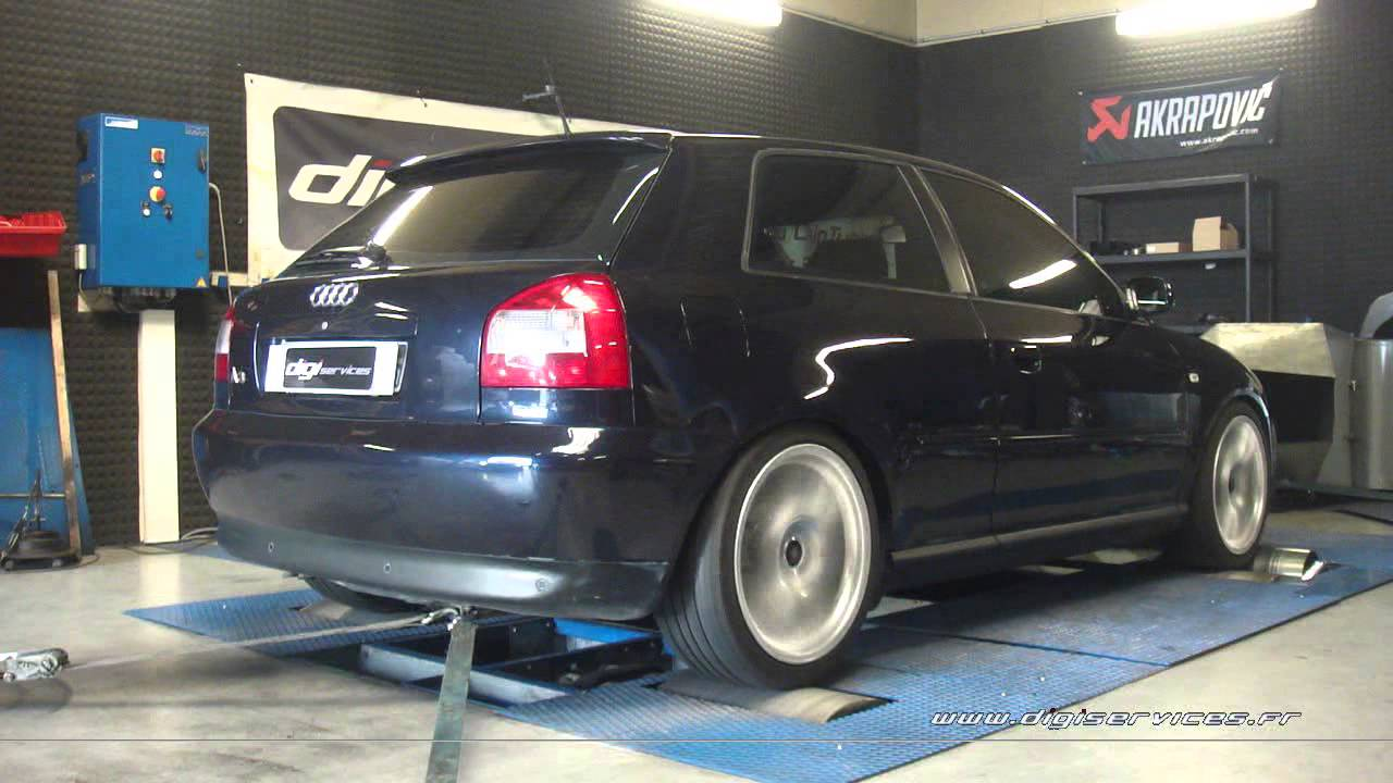 reprogrammation moteur audi a3 tdi 130cv 167cv digiservices paris 77183 dyno youtube. Black Bedroom Furniture Sets. Home Design Ideas