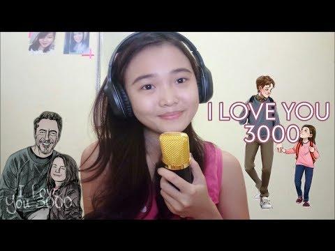 I Love You 3000 - Stephanie Poetri Cover