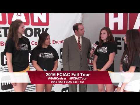 HAN FCIAC Fall Preview: Trumbull Cheerleading 2016