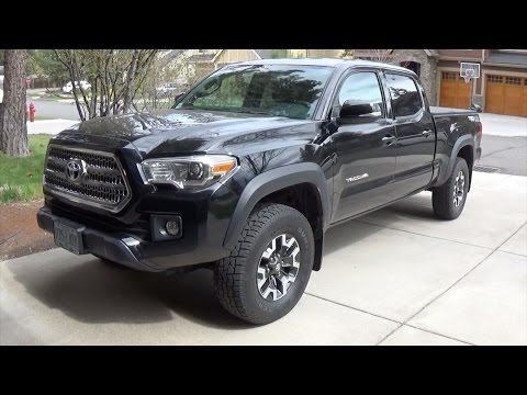 2016 Toyota Tacoma | Read Owner and Expert Reviews, Prices