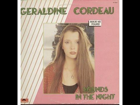 SOUNDS IN THE NIGHT. GERALDINE CORDEAU (DJ SAUCEDO)