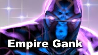 Empire Epic Double Black Hole Gank Dota 2