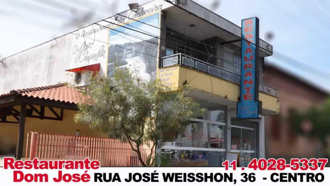 Restaurante Dom Jose Salto Sp Youtube