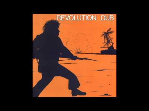 """Lee """"Scratch"""" Perry & The Upsetters - Revolution Dub [Full Album]"""