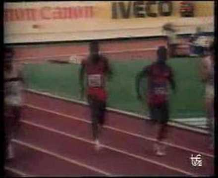 Carl Lewis 100m Helsinki'83
