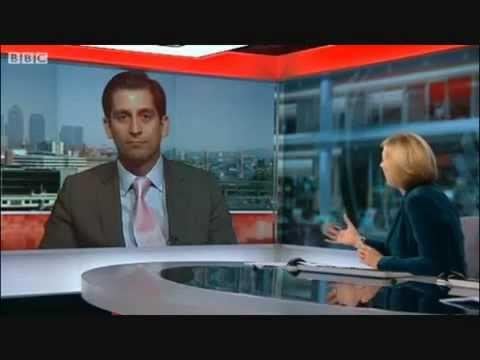 Goldman Sachs Rules the World - GET PREPARED advises financial trader on BBC World News