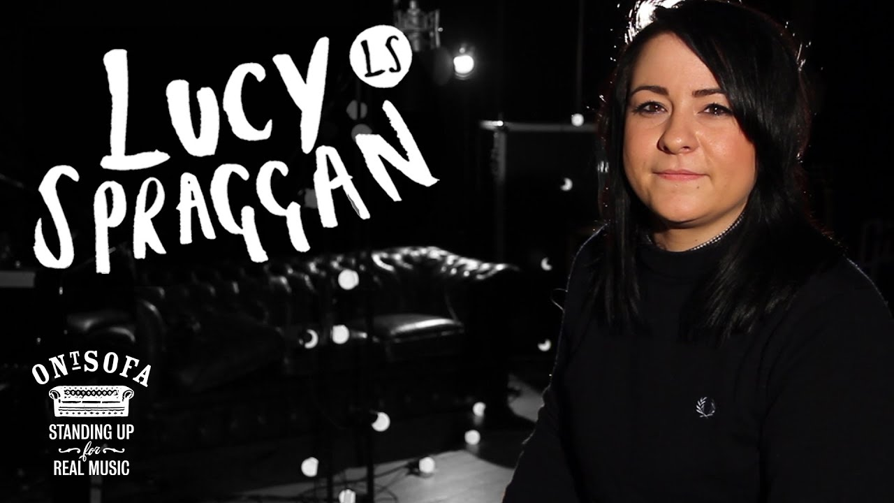 on t sofa sessions vintage leather corner bed lucy spraggan paper cuts ont gibson
