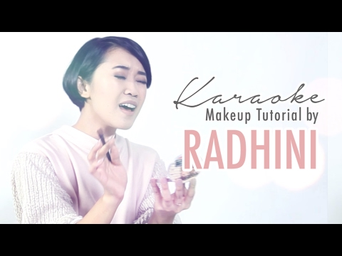 Radhini | Karaoke Makeup Tutorial