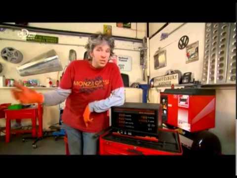 TerraClean - очистка двигателя