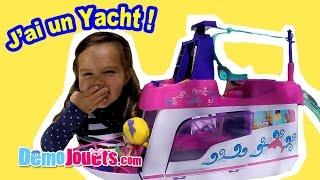 (JOUET) Flipsies Yacht de luxe Villa de rêve - Démo Jouets