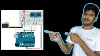 Ultrasonic Sensor | Intruder Sensor | Students Project | Arduino Project #1 | #ArduinoProjects