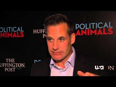 Political Animals Red Carpet Premiere - Adrian Pasdar Interview