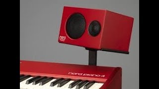 Nord Piano Monitors - Overview / Review / Demo
