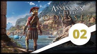 Markos zawsze ma plan (02) Assassin's Creed: Odyssey