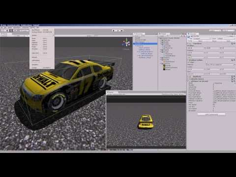 Creating a Mobile Optimized Vehicle in Unity - Unity Game Engine
