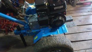Жигулёвские колёса для мотоблока ( самодельные переходники )(, 2015-05-12T11:55:40.000Z)