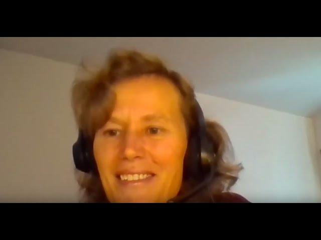 Special Conversations: Annette van der Feltz,