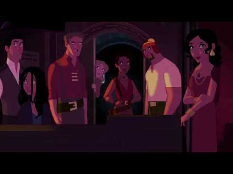 The Animated Adventures of Firefly Teaser