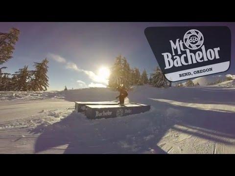Mt. Bachelor | Dreyden Knight | 01/12/2017