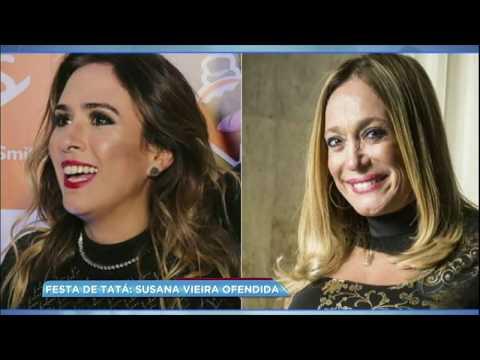 Hora da Venenosa: Tatá Werneck não dá atenção a Luciano e deixa o cantor irritado