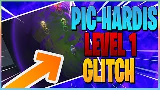 GLITCH - Go to Hardis Peaks at Level 1 - Fortnite PVE