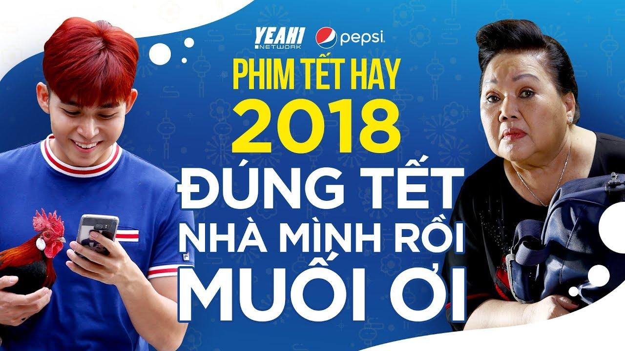 PHIM NGẮN HAY TẾT 2018 I Đúng Tết nhà mình rồi Muối ơi - Vũ Ngọc Đãng | NSND Ngọc Giàu -Jun Phạm 365