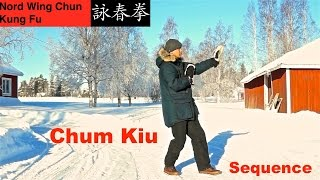 Chum Kiu - The Sequence