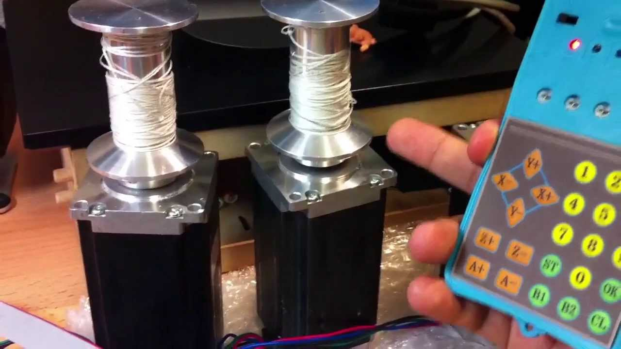 Pin Wiring Diagram Tb6560 Wiring Mach3 Setup Tutorial Youtube