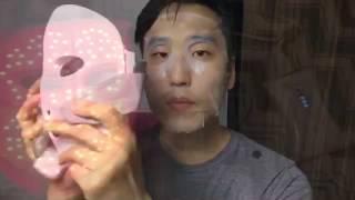 [비밀의공구] 박시후 LED 마스크팩 by 케빈황