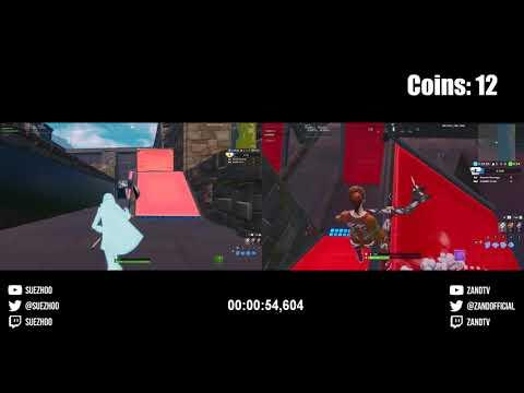 Creative World Cup Deathrun World Record - 2:27 (All 30coins)
