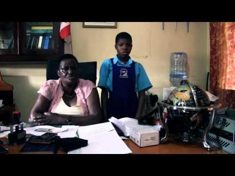 Mondetta Uganda- KCCA Primary School Kamwokya