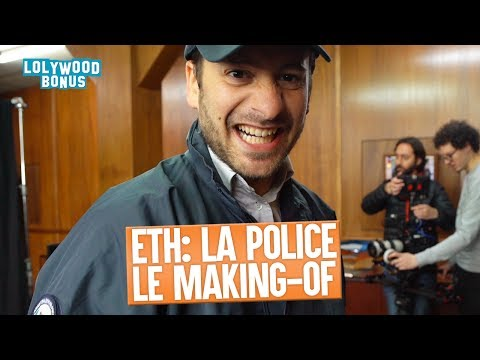 En toute honnêteté: La Police : Le Making-Of